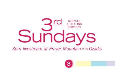 3rd Sunday Miracle and Healing Service