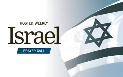 Israel Prayer Call