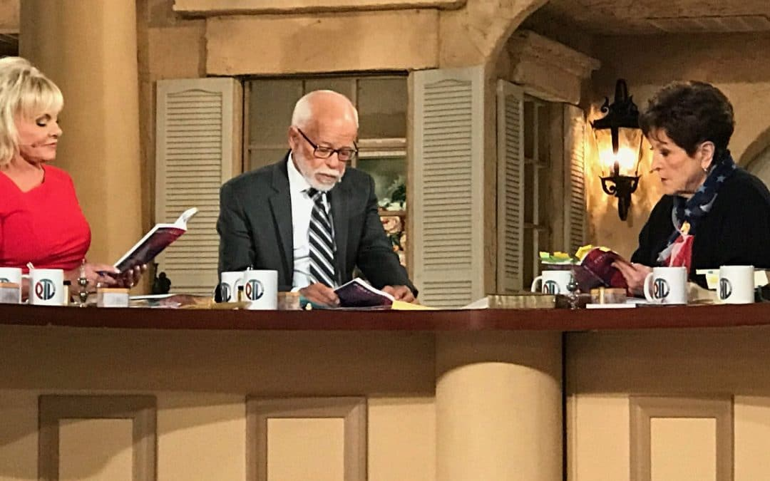 Recording with Jim Bakker