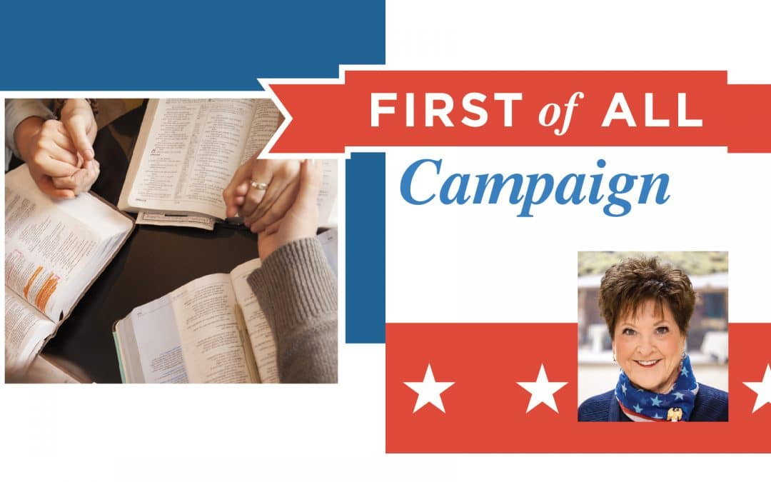 First Of All Campaign