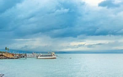 The Kinneret (The Sea of Galilee)