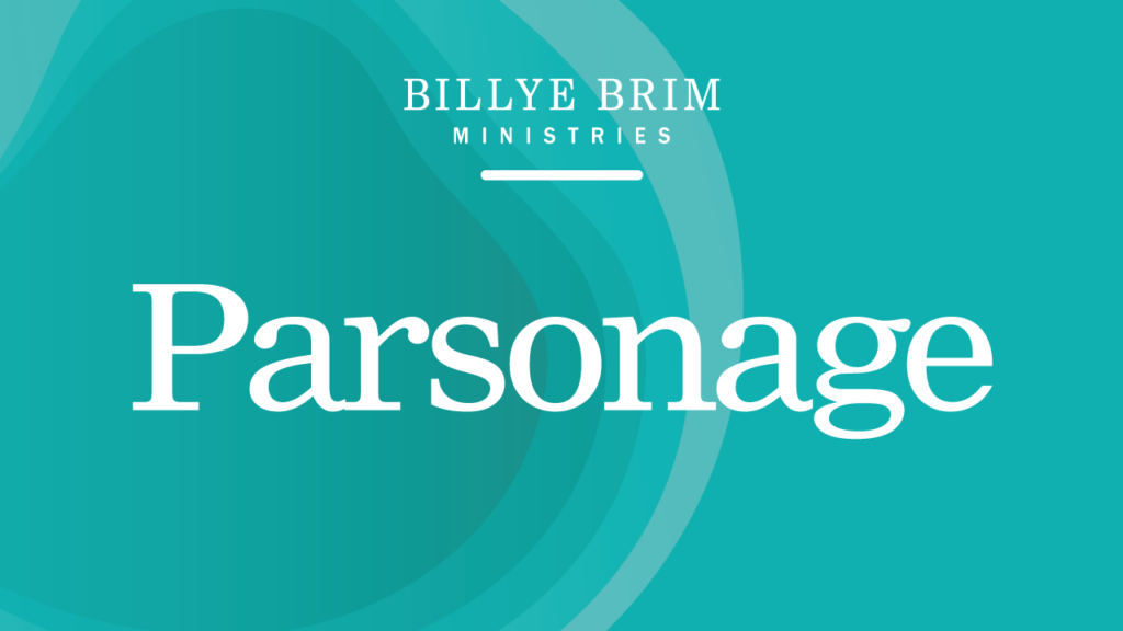 parsonage